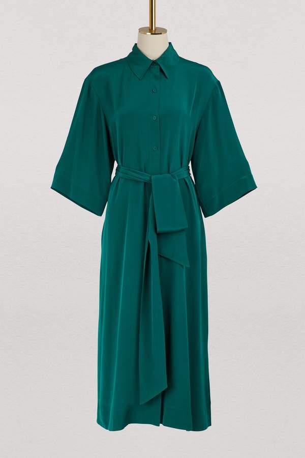 Diane von Furstenberg Midi shirt dress