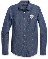 Tommy Hilfiger Heritage Oxford Multi Dot Shirt