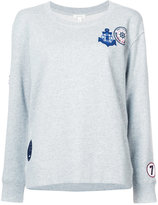 Joie nautical sweatshirt - women - Cotton/Polyester - S