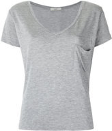 Egrey - v neck t-shirt - women - Viscose - 36