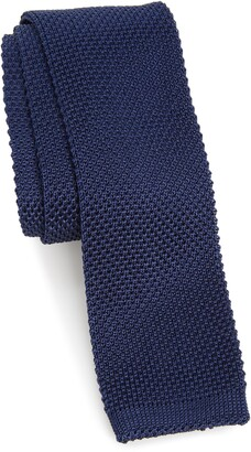 Nordstrom Stuart Silk Knit Tie