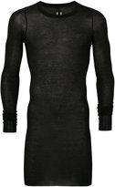 Rick Owens long sleeve T-shirt