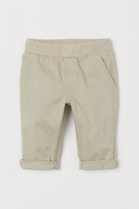 H&M Pull-on Chinos