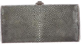 Judith Leiber Stingray Box Clutch