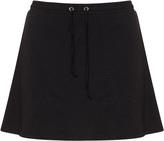 Junarose Plus Size A-line jersey skirt