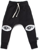 Nununu Kids Eye Patch Baggy Pants