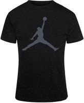 Jordan Speckled Graphic-Print Cotton T-Shirt, Big Boys (8-20)