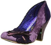 Irregular Choice Womens Make My Day Court Shoes