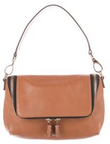 Anya Hindmarch Smooth Leather Satchel