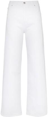 Eve Denim Charlotte wide-leg jeans