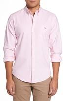 Vineyard Vines Men's Oxford - Tucker Slim Fit Solid Sport Shirt