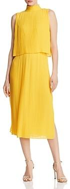 OPT Priza Pleated Dress