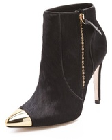 Alice + Olivia Donnie Haircalf Booties