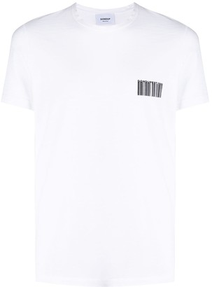 Dondup Logo-Print Cotton T-Shirt