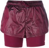 adidas by Stella McCartney running 2in1 shorts