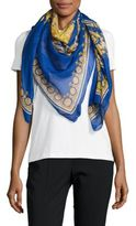 Versace Scialle Printed Scarf