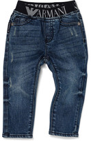 Armani Junior Denim Jeans