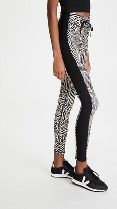The Upside Zebra Yoga Pants