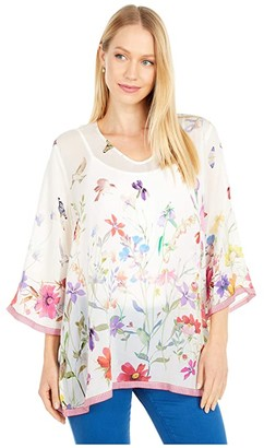 Johnny Was Suri Tunic (Multi A) Women's Clothing