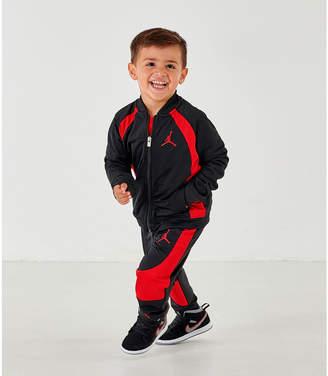 Jordan Boys' Toddler Air Retro 1 Tricot Track Jacket and Pants Set