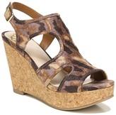 Fergalicious Kenzie Platform Wedge Sandal