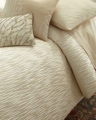 Donna Karan Gold Dust Full/Queen Duvet