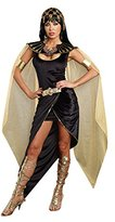 Dreamgirl Women's Cleo Egyptian Queen Costume