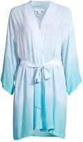 In Bloom Allison Ombre Wrap Robe