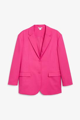 Monki Oversized blazer