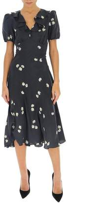 Marc Jacobs The Love Daisy Printed Dress