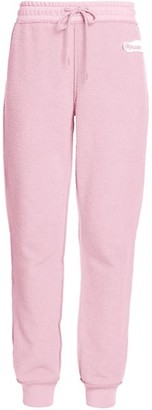 Moschino Textured Teddy Sweatpants