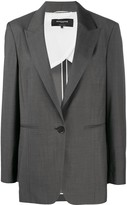 Rochas Structured Single Breasted Blazer