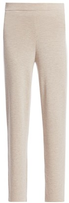 St. John Extra Fine Merino Wool Knit Pants