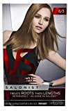 Vidal Sassoon Salonist Hair Colour Permanent Color Kit, 6/3 Light Gold Brown