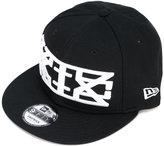 Kokon To Zai embroidered baseball cap - men - Cotton - M