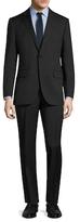 Ermenegildo Zegna Wool Solid Suit