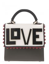 Les Petits Joueurs Smooth Leather Bag