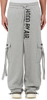 Hood by Air Men's Embroidered Oversized Sweatpants