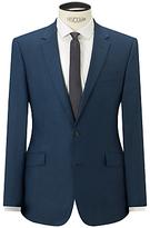 Kin By John Lewis Tyler Slim Fit Suit Jacket, Teal