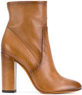 Santoni classic heeled boots - women - Leather/rubber - 36
