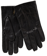 John Lewis Wool Lined Handsewn Leather Gloves