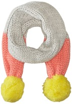 Stella McCartney Twinky Chuncky Knit Scarf with Pom Pom Scarves