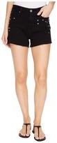 Paige Margot Shorts in Noir Studded Hart Women's Shorts