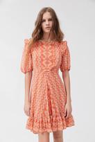 Urban Outfitters Wrighton Ruffle Mini Dress