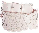 Alaia Lasercut Waist Belt