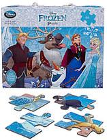 Disney Frozen Puzzle