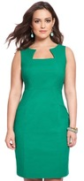 ELOQUII Plus Size Brandi Sheath Dress