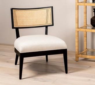 Pottery Barn Lisbon Cane Chair