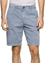 Calvin Klein Jeans Olive Tied Shorts