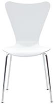 Modway White Modern Chair